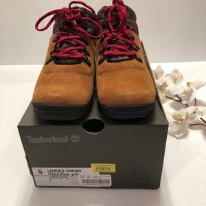 Timberland GT Rally Boots Boy's Size 5